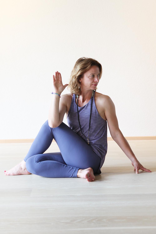 Sylvia Bidermann Yogalehrerin   Geschäftsleitung   Inhaberin